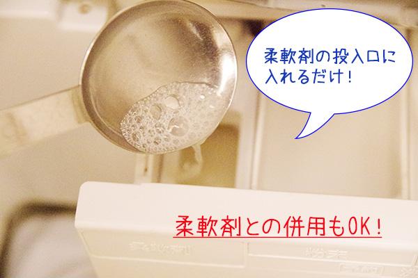 フィトンα 洗濯用 使い方