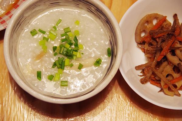 プレッシャーキングプロ 中華粥 作り方