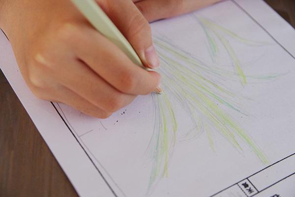 フェリシモ500色の色鉛筆の口コミ