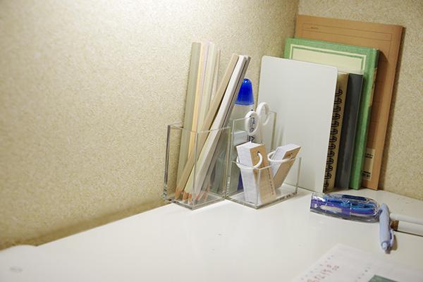 フェリシモ500色の色鉛筆収納例