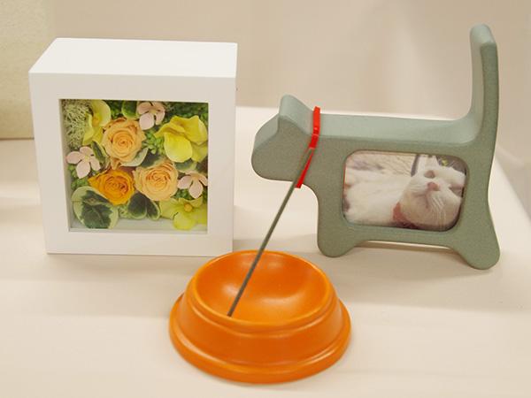 日比谷花壇ペット用お供えセット猫