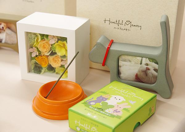 日比谷花壇ペットお供えセット内容猫
