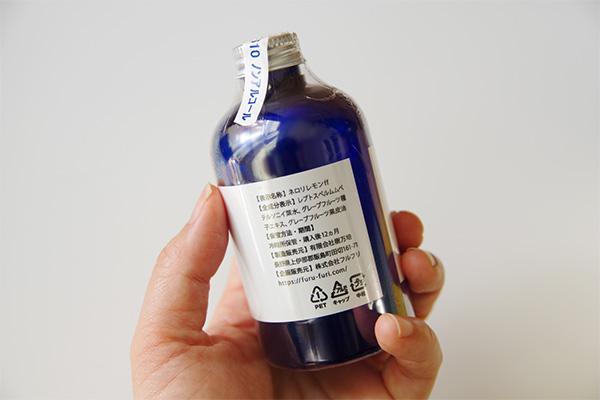 フルフリ日本製アルコールフリーコロンヤの全成分