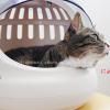 猫が自分から入るキャリー!?「コロルおでかけネコベッド」の秘密。