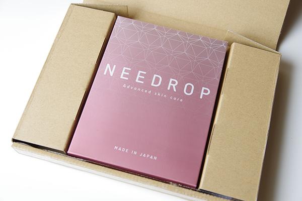 マイクロニードルNEEDROP(ニードロップ)の購入方法