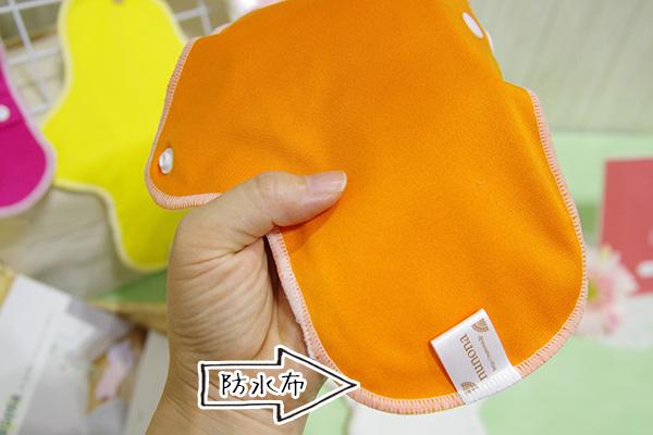 布ナプキンnunonaの防水布